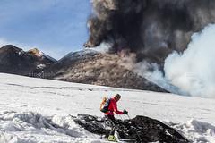 Spottivu... (Antonio Zanghì) Tags: volcano sicily etna eruption catania sicilia eruzione