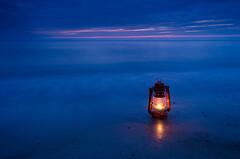 Blue Silence (Dietrich Bojko Photographie) Tags: sea seascape night germany landscape evening europe balticsea silence ostsee dietrichbojko