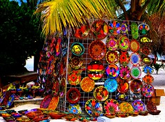 Colour (Tracy Elizabeth) Tags: colour beach mexico plates