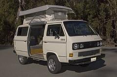 Davidson 1991 VW Vanagon Syncro