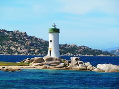 Il faro di Palau. (antonè) Tags: sardegna lighthouse faro day mare clear rocce phare palau vacanze leuchtturm gallura antonè angolidisardegna ringexcellence