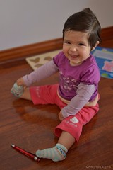 Beln. ([MKDO]) Tags: chile life morning girls portrait baby flower art colors smile face portraits colorful arts free libre calidez smallmoments micheldupre