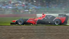 Timo Glock - Marussia F1 (Chris McLoughlin) Tags: f1 silverstone formula1 timoglock chrismcloughlin sonya580