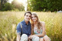 Lindsey + Trevor (jordanvoth.com) Tags: life wedding sun cute love canon fun engagement couple pretty natural bright trevor jordan lindsey in engagements voth 35l 5d2