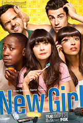 Poster New Girl saison 2