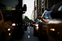 Crossing 5th (ryuyama36) Tags: street newyork nikon manhattan yellowcab 5thavenue 85mm midtown f18  nyk d700