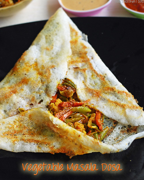 vegetable-masala-dosai