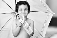 Accidente veraniego (d.bejarano) Tags: portrait byn blanco y retrato sony negro alpha a900 dbejarano davidbejarano cz135