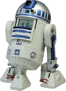 天行者路克如何起床?R2-D2 鬧鐘!!!