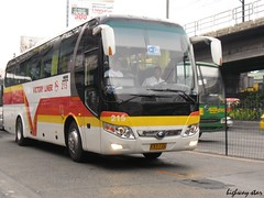 Victory Liner 215 (Highway Star | UNO) Tags: bus victory incorporated liner yutong zk6107ha