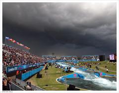Storm (peterphotographic) Tags: uk england sport kayak britain canoe olympics hertfordshire olympicgames london2012 londonolympics canong12 leevalleywhitewatercentre img8878edwm