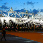 Olympic Stadium, Olympic Park, Stratford, London, England, UK