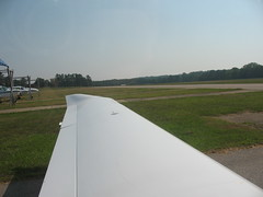 Beginning to taxi_7168 (hoyasmeg) Tags: plane ga georgia flying diamond lagrange airventures