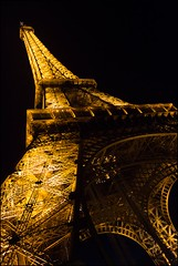 Eiffel Tower / Tour Eiffel (mikealex) Tags: paris france tower europe eiffeltower structure easterneurope attraction tourdeeiffel