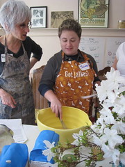 "Making Challah • <a style=""font-size:0.8em;"" href=""http://www.flickr.com/photos/13831765@N07/7798312784/"" target=""_blank"">View on Flickr</a>"
