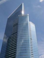 CIMG9049 (Akieboy) Tags: building glass skyscraper esplanadedeladefense