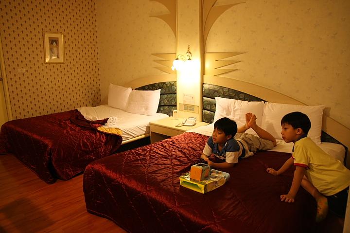 豐原喬苑hotel001