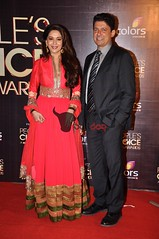 Madhuri Dixit & Dr Shriram Nene (Bulldog Media) Tags: red people music india ariel sports colors television carpet tv pg bulldog entertainment ceo actress bollywood movies actor choice awards backstage nene pca redcarpet gillette viacom headandshoulders oralb olay madhuri shriram olympians dixit pantene madhuridixit peopleschoiceawards khurana procterandgamble markburnett peoplechoiceawards ayushmaan viacom18 ayushman rajnayak bulldogmediaentertainment bulldogmediaandentertainment akashsharma bulldogmedia peopleschoiceawardsindia khurrana ayushmaankhurrana drshriramnene
