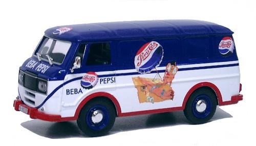 Altaya Ebro F108 Pepsi