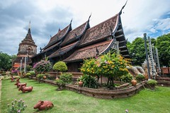 Chiang mai temple present by naturenote_E12403605-023 (10tis.com) Tags: