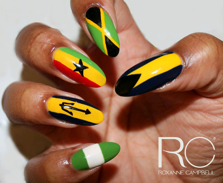 The World\'s Best Photos of jamaica and nailart - Flickr Hive Mind