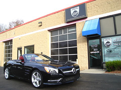 SL20 (drivenperfection) Tags: black boston mercedes benz exterior interior convertible carwash mercedesbenz weymouth sportscar detailing autodetailing sl550 drivenperfection opticoat