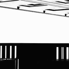 Linear Yin Yang (michellerobinson.photography) Tags: bw abstract canon blackwhite australia minimal adelaide minimalism southaustralia architecturalabstract