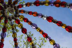 perles de verre (Frantz.jrf) Tags: paris metro placecolette jeanmichelothoniel métroparisien palaisroyalmuséedulouvre bouchedemétro