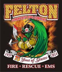 "Felton Community Fire Company - Felton, DE • <a style=""font-size:0.8em;"" href=""http://www.flickr.com/photos/39998102@N07/13778476193/"" target=""_blank"">View on Flickr</a>"