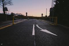 2497 (Toms_V) Tags: sunset contrast university fujifilm watt 18mm heriot xe1