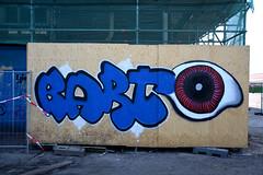 graffiti amsterdam (wojofoto) Tags: holland amsterdam graffiti nederland netherland ndsm wolfgangjosten wojofoto