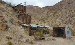 The Snow Canyon Mill (Underground Explorers) Tags: california abandoned underground mine valley explorers exploration panamint