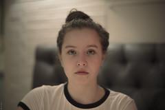 Julia Clara (donlunzo16) Tags: city 2 portrait woman man france film kids children lens person town nice nikon df raw nef x pack filter nd manual persons nikkor 58mm vignette nizza afs f114 vsco d