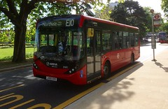 Straight Outta Dartford (*RARE*) (LBOTG) Tags: bus london major model odd change alexander dennis mmc rare e200 dartford enviro eko londonbus arriva alexanderdennis arrivalondon enviro200 oddlondon lk65 rareworking majormodelchange enviro200mmc e200mmc