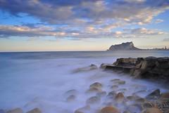 Seashore (nataliaf.rouces) Tags: atardecer calpe costablanca marmediterraneo calabaladrar