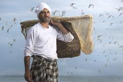 Fisher man (ali darwish233) Tags: old people photography bahrain photogarpher alidarwish