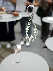 Circulus - AiR Show 2016 - 6 (the justified sinner) Tags: project jewelry panasonic jewellery 17 earrings 20mm collaborative circulus jewelleryquarter richardshaw bcu artistinresidence gx7 birminghamcityuniversity schoolofjewellery justifiedsinner farrahaldujaili lanacrabb anyamiles agnieszkamaksymiuk franonumah francescaantonello faithpope laurabradshawheapsallycollins