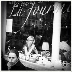 Paris Noir series