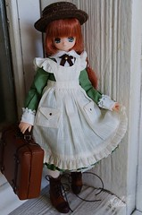 My mom's present! (Craia) Tags: cute green ex ginger doll no manga kawaii 16 gables pure kuni sera neemo otogi azone excute