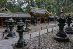 Honden, Taiyuinbyo shrine (marina1305) Tags: japan sony mausoleum april nikko tochigi 2016 iemitsu a6000 epz1650mmf3556oss ilce6000