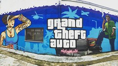 #gta #grandtheftauto by #mtc #247 #93  #streetart #streetartist #urbanart #graffiti #graff #wall #spray #bombing (pourphilippemartin) Tags: gta grandtheftauto mtc 247 93 streetart streetartist urbanart graffiti graff wall spray bombing