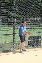 DBC 7 3rd Annual Softball Game in Central Park (covinoandrich) Tags: covino rich show sirius xm satellite radio dbc 7 carlnival 2016 great lawn central park softball game