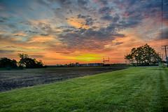 Red Sky in Morning (kendoman26) Tags: morning sunrise nikon tokina redsky hdr nikond3300 tokina1228 nikhdrefexpro2 tokinaatx1228prodx