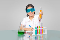 Science (Patrick Foto ;)) Tags: school people test cute glass girl childhood smiling kids female studio children asian fun happy person grey kid bottle education lab child little indian tube young experiment science equipment medical pharmacy study research chemistry laboratory learning medicine concept schoolgirl discovery biology liquid isolated scientist biotechnology chemical chemist scientific gackground