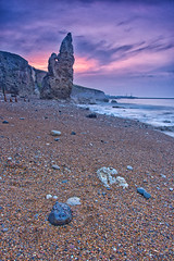 Extracting the details at Chemical Beach. (paul downing) Tags: sunset beach nikon northsea 12 filters hitech seaham codurham gnd chemicalbeach pd1001 cep4 pauldowning d7200 pauldowningphotography