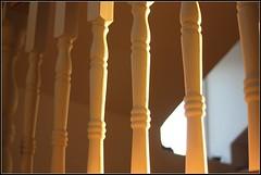 light (giulianamasetti) Tags: light banister
