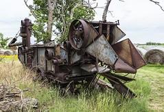 The Alien (Kool Cats Photography over 7 Million Views) Tags: oklahoma farm farming machine equipment farmingequipment ef24105mmf4lisusm canoneos6d