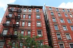 East 9th Street (ShellyS) Tags: nyc newyorkcity manhattan buildings eastvillage