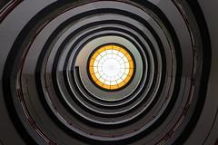 Sprinkenhof (Le fabuleux destin d'Amlie Poulain) Tags: stairs canon eos stair hamburg treppe escalera staircase photowalk staircases escaleras treppen treppenhaus gelnder treppengelnder wendeltreppe kontorhaus kontorhausviertel sprinkenhof 550d flickrphotowalk treppenauge kontorhuser canoneos550d photowalkmitmichael