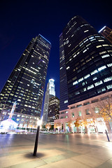 Sentinels (Edwin_Abedi) Tags: california city losangeles downtown cityscape socal dtla 14mm